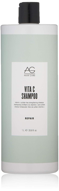 AG Hair Repair Vita C Vitamin C Sulfate-Free Strengthening Shampoo