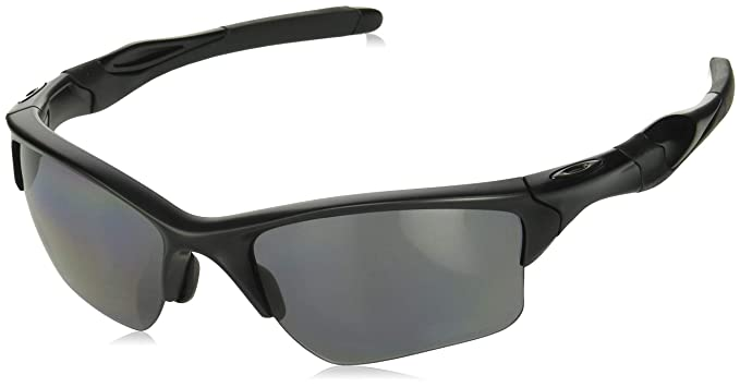71384827b2d Image Unavailable. Image not available for. Color  Oakley Men s Half Jacket  2.0 XL Polarized Rectangular Sunglasses