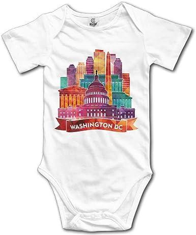 Conjunto de Ropa de Escalada para Bebé Unisex Washington DC ...