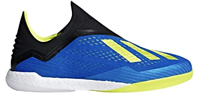 e0d9a160b adidas Men s X Tango 18+ Indoor Soccer Shoes