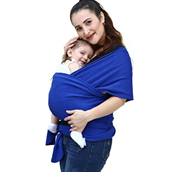 3da84246abb Amazon.com   Baby Wrap Carrier for Infants and Newborn