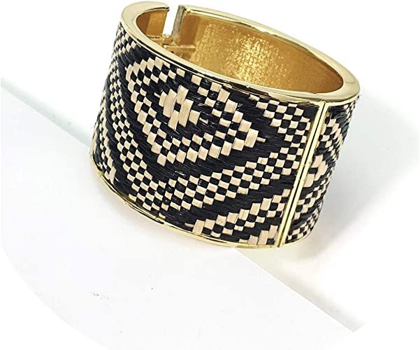 Minusone Wide Alloy Statement Cuff Bracelets Bangles Women Fashion Metal Geometric Big Bangle Jewelry