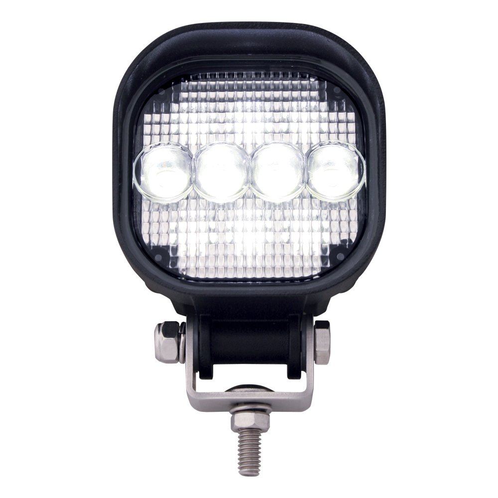 Grand General 76352 Square High Intensity 10 LED Work Light