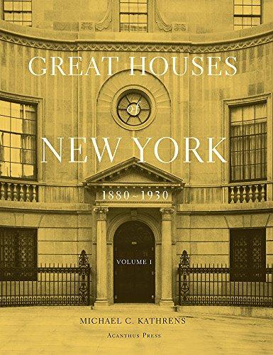 York, 1880-1930 (Urban Domestic Architecture) ()