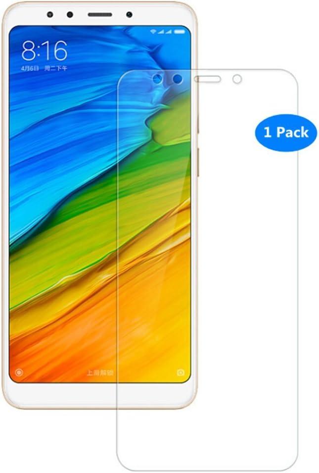 SPAK Xiaomi Redmi Note 5 Pro Vetro Temperato,Protezione Schermo in Vetro Temperato Premium per Xiaomi Redmi Note 5 Pro (1 Pack)