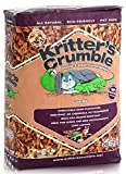Kritter's Crumble All Natural Coconut Husk Fiber Reptile Substrate and Small Animal Bedding - Coarse, 21 quarts