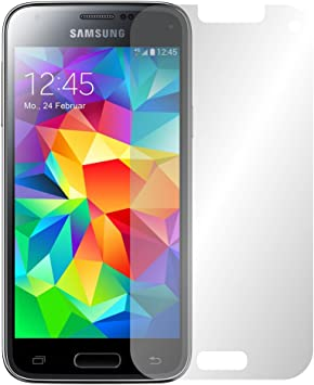 Slabo 2 x Protector de Pantalla para Samsung Galaxy S5 Mini lámina ...