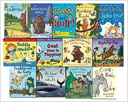 Julia Donaldson Collection 13 Books Set Pack NEW: Amazon.es ...