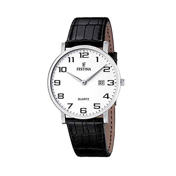 FESTINA F16476 1 - Reloj de caballero de cuarzo 26962fbbbc3c