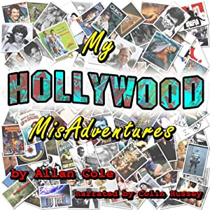 My Hollywood MisAdventures Audiobook