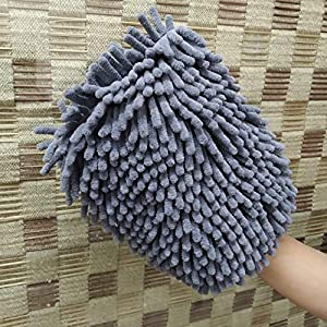 Microfiber Multi-Purpose Super Absorbent and Perfect Wash Clean with Lint-Scratch