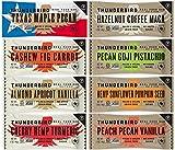 Thunderbird Paleo and Vegan Snacks Variety Pack - Real Food Energy Bars - Box of 8 - No Added Sugar,...