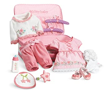 Deluxe Layette Gift Set Baby Girl