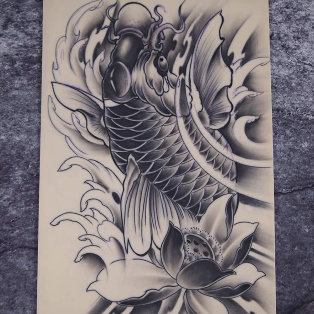 Práctica piel de tatuaje en blanco para practicar tatuajes falsos ...