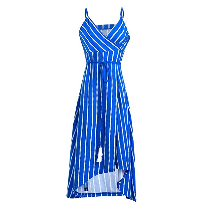 Amazon.com : TIFENNY Womens Fashion Boho Maxi Dress Evening Cocktail Beach Party Sundress Vintage Dresses : Sports & Outdoors