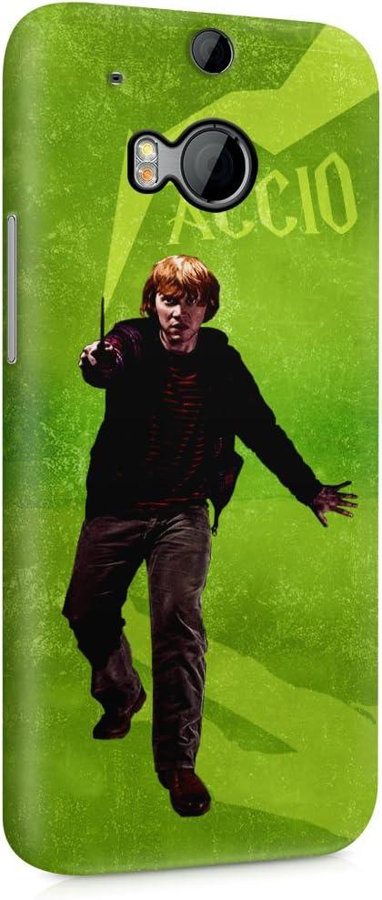 Harry Potter Ron Weasley Accio HTC One M8 Plástico Duro ...