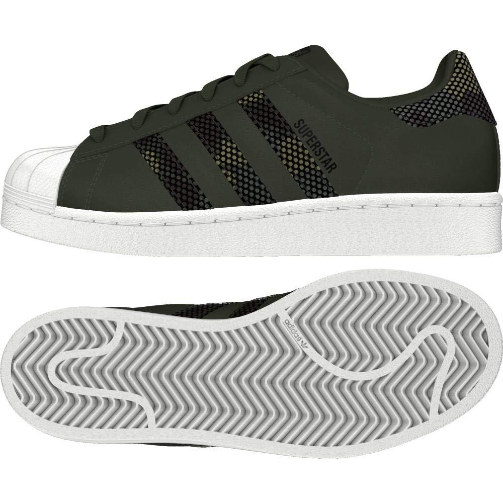 743a9276428 adidas Superstar J Scarpe da Fitness Unisex - Bambini  Amazon.it  Scarpe e  borse