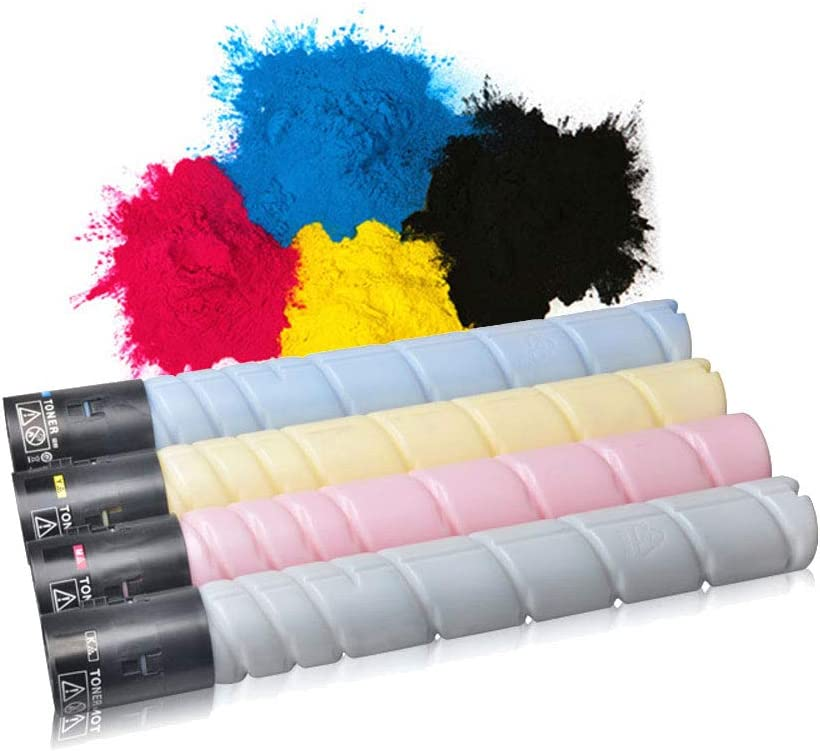 Applicable CS921 Powder Box CS923 CX920 921 922 923 924 Ink Cartridge Color Laser Printer Office Supplies-Blue