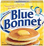Conagra Blue Bonnet Solid Margarine Stick, 1 Pound -- 30 per case.