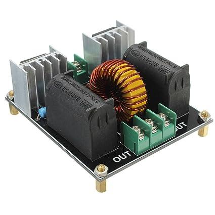 insma 12 V-30 V ZVS Tesla Coil Driver Board fuente de alimentación/generador