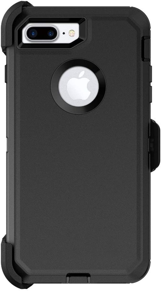 Defender Case Compatible with iPhone 8 Plus and iPhone 7 Plus