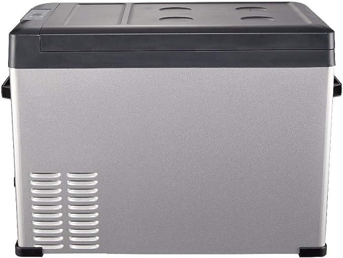 SMEARTHYB 40L 12V Compresor Congelador Nevera Portátil Congelador ...
