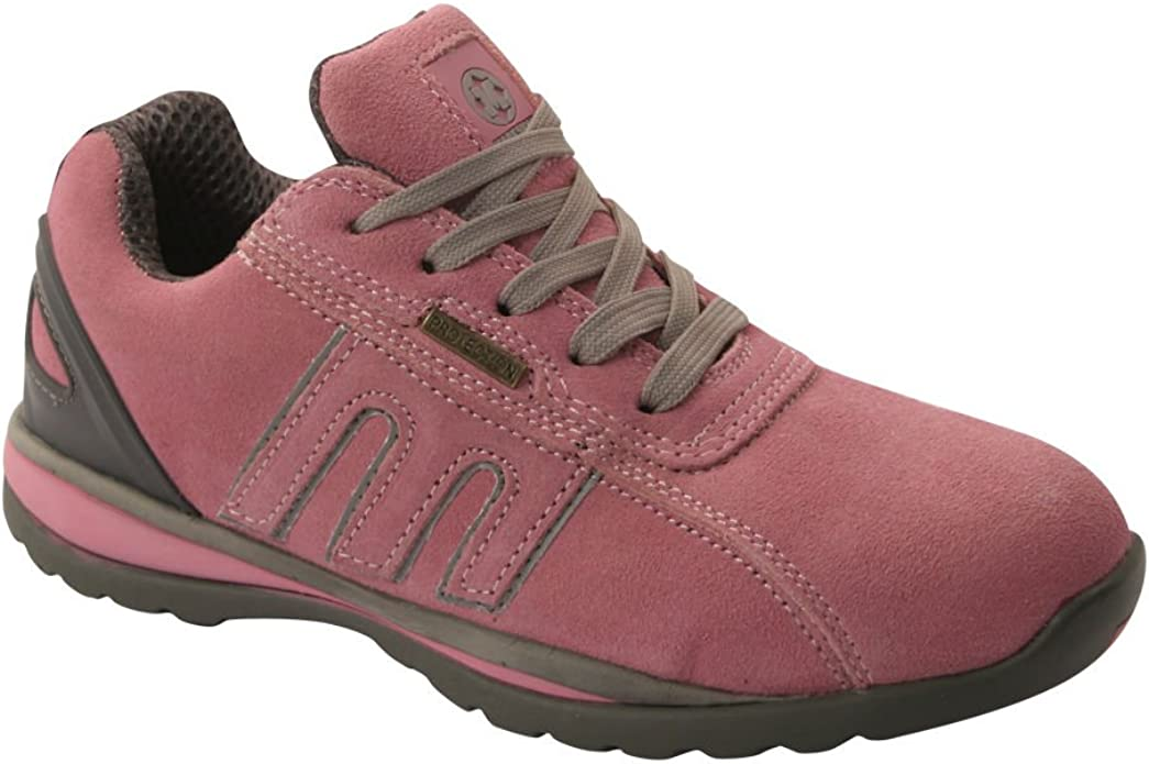 BARGAINS-GALORE Ladies Safety Trainers