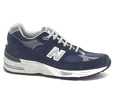 promo code 63d89 6c167 Amazon.com   New Balance - Mens M991 Shoes   Road Running