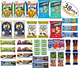 Healthy Snacks and Bars Variety Pack