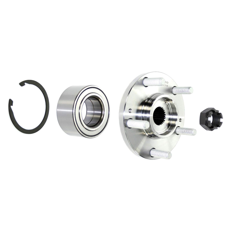 DuraGo 29596028 Front Wheel Hub Kit by DuraGo