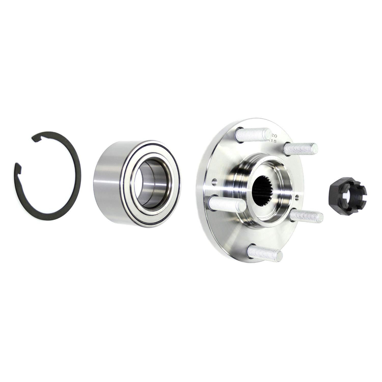 DuraGo 29596028 Front Wheel Hub Kit by DuraGo (Image #1)