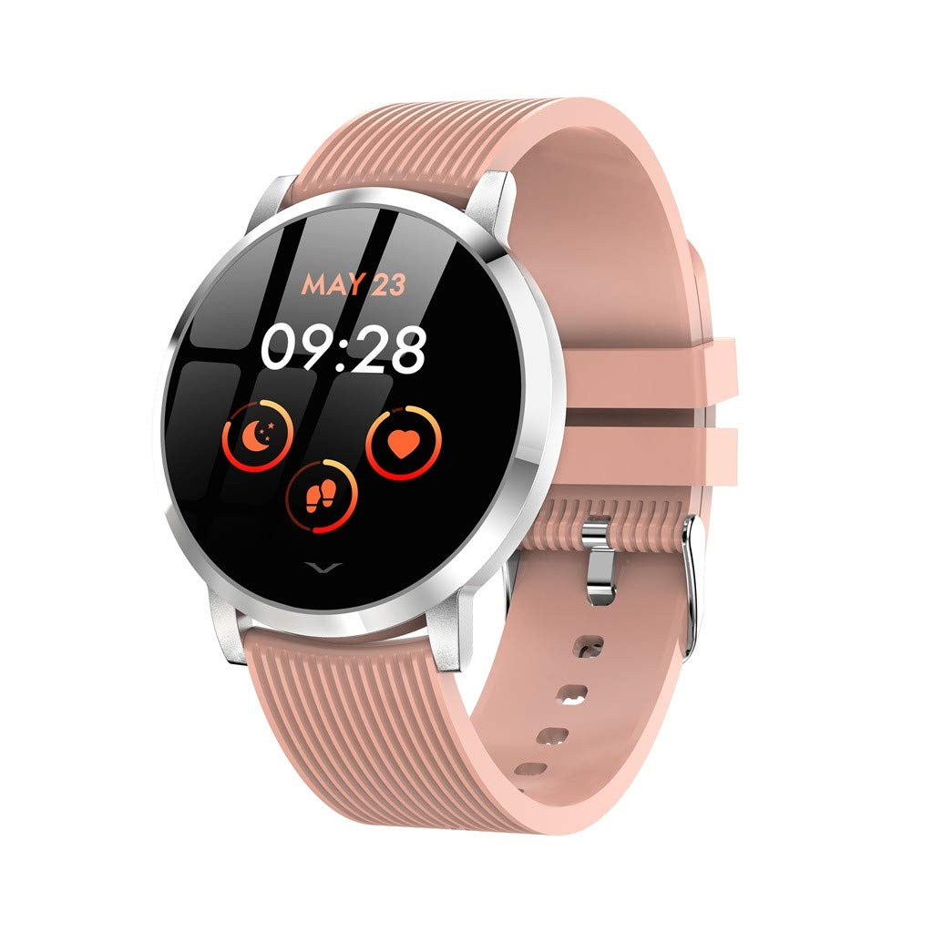 1.3inch Color Screen Heart Rate Blood Pressure Sleep Monitoring Smart Watch Band