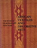 African Textiles and Decorative Arts, Roy Sieber, 0870702270
