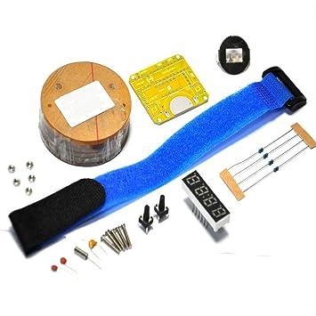 Reloj de SCM Gikfun tubo de DIY reloj Led Digital para Arduino EK1661: Amazon.es: Informática