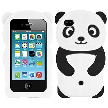 b569d7eb5ca kwmobile Funda compatible con Apple iPhone 4 / 4S: Amazon.es: Electrónica