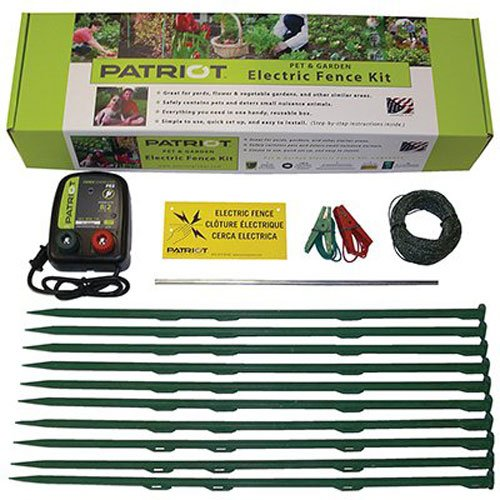 TRU TEST 820963 Pet/Garden Fence Kit
