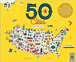 50 Cities of the U.S.A.: Explore America\'s cities with 50 ...