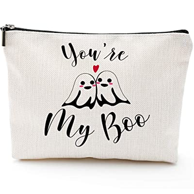 You're My Boo Cosmetic Bag