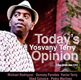 Terry, Yosvany Todays Opinion Mainstream Jazz