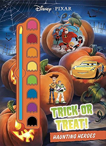 Disney Pixar Trick or Treat!: Haunting Heroes