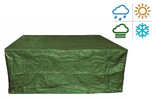 Happyjoy Outdoor Furniture Cover 205 X 104 X 71cm Waterproof Rectangular  Garden Furniture Cover For Patio