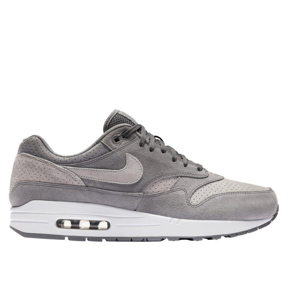 Nike Air Max 1 Premium Herren Schuhe Turnschuhe Turnschuhe Grau B07BBY75ZM  | Gemäßigten Kosten