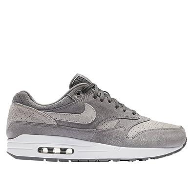 Nike Air Max 1 Premium - 875844005 - Couleur: Gris - Pointure: 42.0