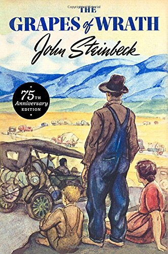 grapes of wrath hardcover - 1