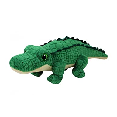 TY BEANIE BOOS SPIKE CROCODILE gift idea peluche toy puppet green VX302