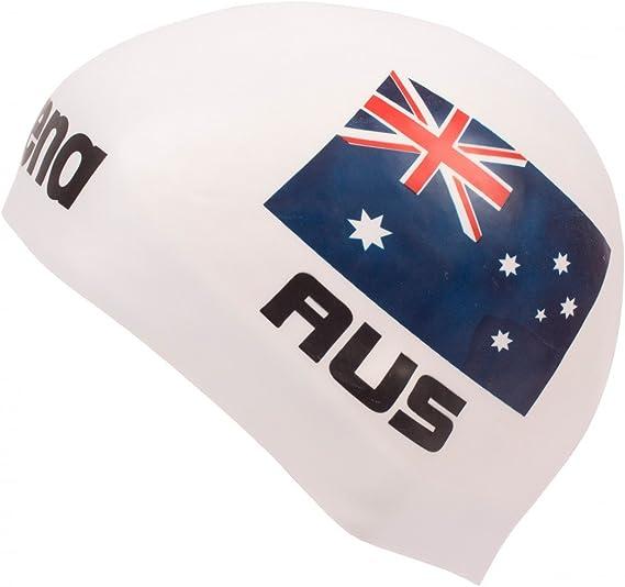 Arena 3d silicona Gorro – Bandera de Australia – Edición Limitada ...