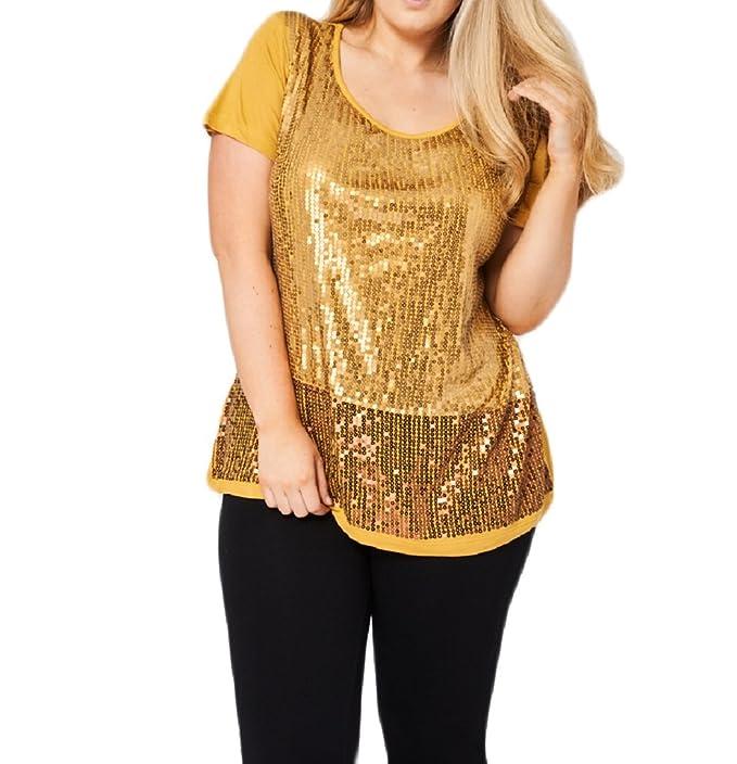 Star Dream - Camisas - para mujer dorado dorado