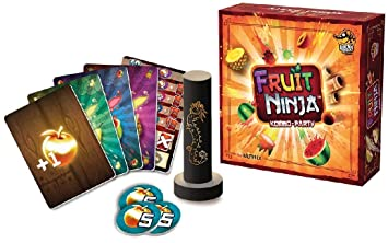 Fruit Ninja: Lucky Duck Games: Amazon.es: Juguetes y juegos