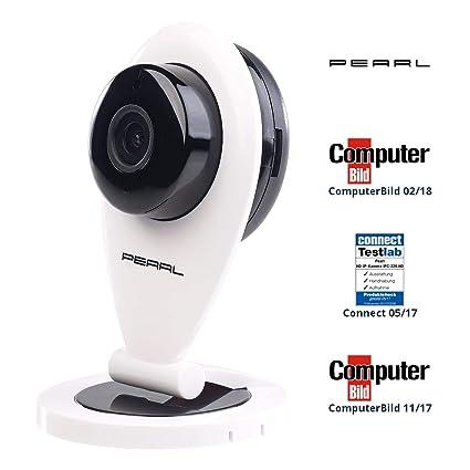 Pearl IP Camera: HD de cámara IP con detección de movimiento, IR de visión