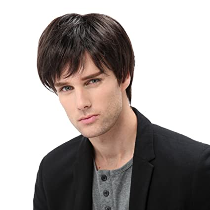 Majik Full Head Synthetic Hair Wig Indian Hair Style For Men And